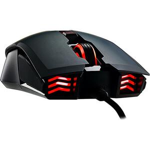 Cooler Master Devastator 3 Keyboard & Mouse - USB 1.1 Cable English (US), International - Black - USB 2.0 Cable Optical -