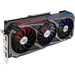 Asus ROG NVIDIA GeForce RTX 3060 TI Graphic Card - 8 GB GDDR6 - 1.89 GHz Boost Clock - 256 bit Bus Width - PCI Express 4.0