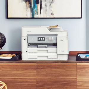 Brother MFC MFC-J5945DW Wireless Inkjet Multifunction Printer - Colour - Copier/Fax/Printer/Scanner - 35 ppm Mono/27 ppm C