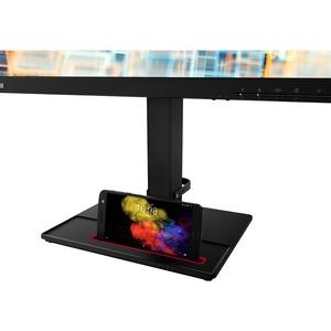 "Lenovo ThinkVision T22v-20 21.5"" Full HD WLED LCD Monitor - 16:9 - Raven Black - 22"" Class - In-plane Switching (IPS) Tech"