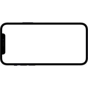 "Apple iPhone 12 64 GB Smartphone - 15.5 cm (6.1"")OLED Full HD Plus - Hexa-core (6 Core) - 4 GB RAM - iOS 14 - 5G - Black -"
