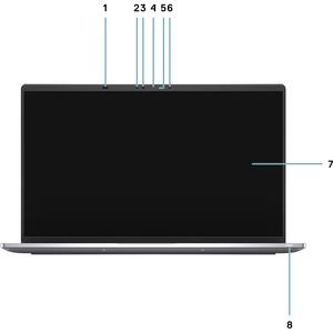 """Dell Latitude 9000 9520 15"""" Notebook - Full HD - 1920 x 1080 - Intel Core i7 (11th Gen) i7-1185G7 Quad-core (4 Core) 3 GHz"""