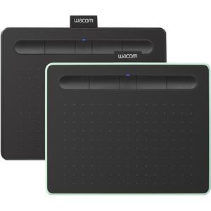 Wacom Intuos M CTL-6100WL Grafiktablett - 2540 lpi - Kabel/Kabellos - Schwarz - Bluetooth - 216 mm x 135 mm Aktiver Bereic