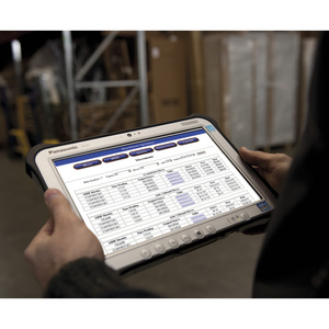 Panasonic Toughpad FZ-G1 FZ-G1W1904T3 Tablet - 25,7 cm (10,1 Zoll) - Intel Core i5 7th Gen i5-7300U - 8 GB Storage - 256 G