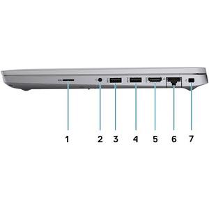 """Dell Latitude 5000 5420 14"""" Notebook - Full HD - 1920 x 1080 - Intel Core i5 (11th Gen) i5-1145G7 Quad-core (4 Core) 2.60"""