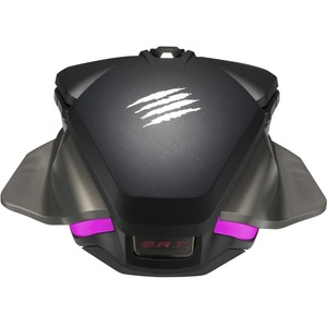 Mad Catz B.A.T. 6+ Performance Ambidextrous Gaming Mouse - 16000 dpi - 10 Programmable Button(s) AMBIDEXTROUS-PERFORMANCE