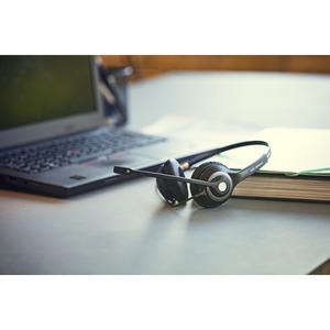 EPOS | SENNHEISER IMPACT SC 260 USB MS II Headset - Stereo - USB Type A - Wired - On-ear - Binaural - Noise Cancelling, El