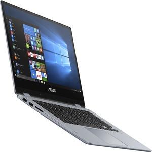 """Asus VivoBook Flip 14 TP412 TP412FA-XB56T 14"""" Touchscreen Notebook - Full HD - 1920 x 1080 - Intel Core i5 (10th Gen) i5-1"""