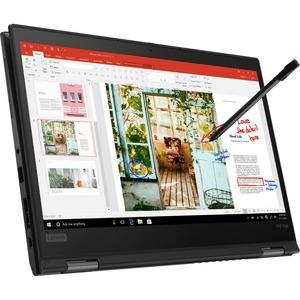 Lenovo ThinkPad X13 Yoga Gen 1 20SX0004GE LTE, UMTS 33,8 cm (13,3 Zoll) Touchscreen 2 in 1 Notebook - Full HD - 1920 x 108