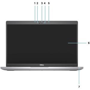 """Dell Latitude 5000 5420 14"""" Notebook - HD - 1366 x 768 - Intel Core i5 11th Gen i5-1145G7 Quad-core (4 Core) 2.60 GHz - 8"""