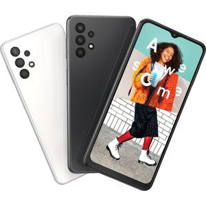 Samsung Galaxy A32 Enterprise Edition SM-A325F/DS 128 GB Smartphone - 16,3 cm (6,4 Zoll) Super AMOLED Full HD Plus 1080 x