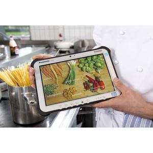 Panasonic Toughpad FZ-G1 FZ-G1W2117T3 Tablet - 25,7 cm (10,1 Zoll) - Intel Core i5 7th Gen i5-7300U - 8 GB Storage - 256 G