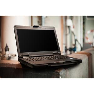Panasonic Toughbook FZ-55 FZ-55C-008T4 35,6 cm (14 Zoll) Touchscreen Notebook - 1920 x 1080 - Intel Core i5 (8th Gen) i5-8