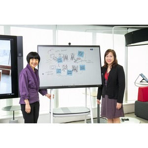 "Microsoft Surface Hub 2S All-in-One Computer - 8 GB RAM - 128 GB SSD - 85"" - Desktop"