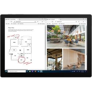 """Tablette Microsoft Surface Pro 7+ - 31,2 cm (12,3"""") - Intel Core i5 11e génération i5-1135G7 Quad-core (4 cœurs) 2,40 GHz"""