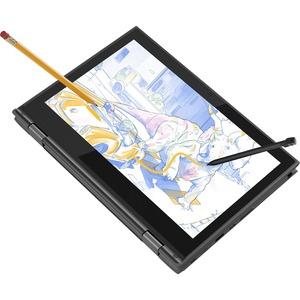 """Netbook - Lenovo 300e Windows 2nd Gen 82GK0001FR - Écran 29,5 cm (11,6"""") Écran tactile - HD - 1366 x 768 - AMD 3015e Dual-"""