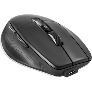 3Dconnexion CadMouse Pro Maus - Bluetooth/Radio-Frequenz - USB - Optisch - 7 Taste(n) - 5 Programmable Button(s) - Kabel/D