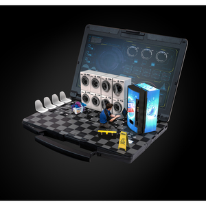Panasonic Toughbook FZ-55 FZ-55B-00AT4 35,6 cm (14 Zoll) Notebook - 1920 x 1080 - Intel Core i5 (8th Gen) i5-8365U 1,60 GH