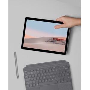 "Microsoft Surface Go 2 Tablet - 10.5"" - Pentium Gold 4425Y - 8 GB RAM - 128 GB SSD - Platinum - microSDXC Supported - 1920"