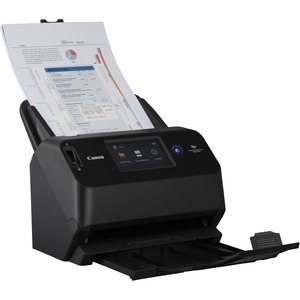 Canon Sheetfed Scanner - 600 dpi Optical - 30 ppm (Mono) - 30 ppm (Color) - Duplex Scanning - USB