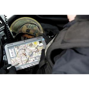 Panasonic Toughpad FZ-G1 FZ-G1W-00KT3 Tablet - 25,7 cm (10,1 Zoll) - 8 GB Storage - 256 GB SSD - Windows 10 Pro - 4G - Int