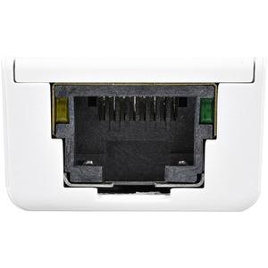 StarTech.com USB 3.0 to Gigabit Ethernet NIC Network Adapter - Add Gigabit Ethernet network connectivity to a Laptop or De