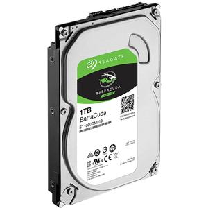 "Seagate BarraCuda Festplatte - 3,5"" Intern - 1 TB - SATA (SATA/600) - 7200U/Min - 2 Jahr(e) Garantie"