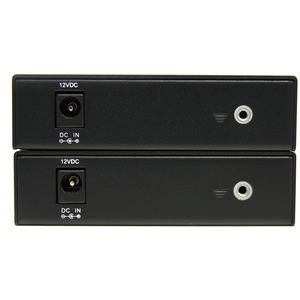 StarTech.com Transceiver/Medienkonverter - TAA-konform - 2 Anschluss(e) - 1 x Netzwerk (RJ-45) - 1 x SC - Duplex SC-Anschl
