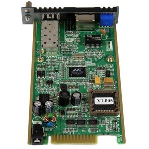 StarTech.com Transceiver/Medienkonverter - TAA-konform - 1 Anschluss(e) - 1 x Netzwerk (RJ-45) - Twisted Pair - 10/100/100