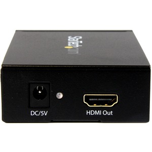 StarTech.com Signalwandler - Rackmount - Funktionen: Videoumwandlung - 1920 x 1200HDMI - Komponentenvideo1 Paket