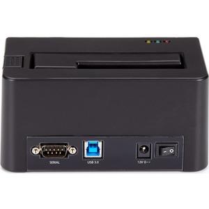 """StarTech.com Standalone Festplatten Löscher und Dock für 2,5"""" / 3,5"""" SATA Laufwerke - USB 3.0 - 4Kn Unterstützung - 1 x HD"""