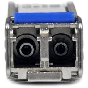 StarTech.com SFP1000LXST SFP (Mini-GBIC) - 1 LC Buchse Duplex 1000Base-LX Netzwerk - für Optisches Netzwerk, Datenvernetzu