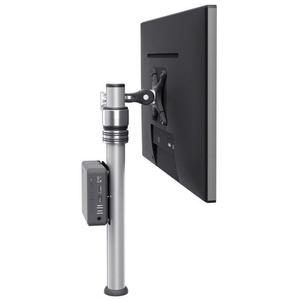 Atdec universal mini PC mount accessory - VESA 75x75, 100x100 - Devices up to 11lb - NUC-compatible - All mounting hardwar