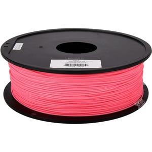 Monoprice MP Select PLA Plus+ Premium 3D Filament 1.75mm 1kg/Spool, Pink - Pink - 68.9 mil Filament FILAMENT 1.75MM 1KG/SP