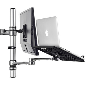 """Atdec Notebook Arm - 1 Display(s) Supported - 18"""" Screen Support - 17.60 lb Load Capacity HOLDS 18INNOTEBOOK"""