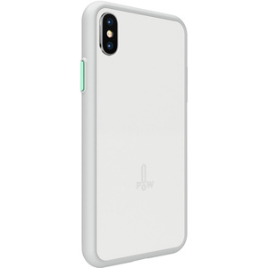 POW Audio Click Case for Mo Expandable Speaker, Fits iPhone XS Max - Snow - For Apple, POW Audio iPhone XS Max Smartphone