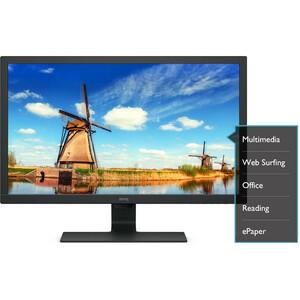 """BenQ GL2480 23.8"""" Full HD WLED LCD Monitor - 16:9 - Black - 24"""" Class - Twisted nematic (TN) - 1920 x 1080 - 16.7 Million"""