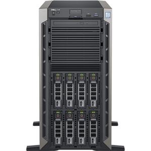 Dell EMC PowerEdge T440 5U Tower Server - 1 x Intel Xeon Bronze 3204 1.90 GHz - 16 GB RAM - 1 TB (1 x 1 TB) HDD - 12Gb/s S
