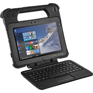 Xplore XPAD L10 Tablet - 25,7 cm (10,1 Zoll) Octa-Core 2,20 GHz - 4 GB RAM - 64 GB - Android 8.1 Oreo - 4G - Qualcomm Snap