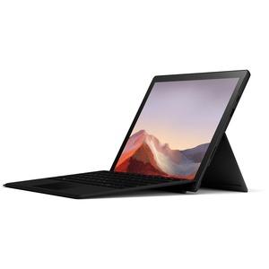 "Microsoft Surface Pro 7 Tablet - 12.3"" - Core i7 10th Gen - 16 GB RAM - 256 GB SSD - Windows 10 Pro - Matte Black - microS"