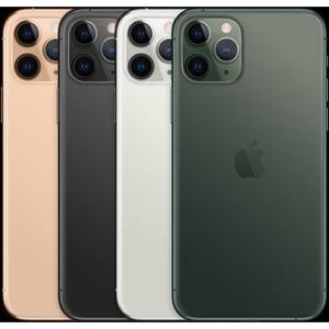 "Smartphone Apple iPhone 11 Pro Max A2218 64 Go - 4G - Écran 16,5 cm (6,5"") OLED Full HD Plus 2688 x 1242 - 4 Go RAM - iOS"