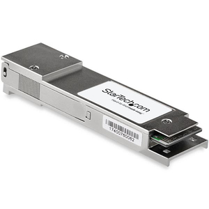 StarTech.com HPE 747698-B21 Compatible QSFP+ Module - 40GBASE-SR4 - 40GE Gigabit Ethernet QSFP+ 40GbE Multi Mode Fiber Tra