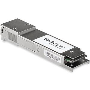 StarTech.com HP JG325B kompatibles QSFP Multimode Modul - 40GBase-SR4 - für Optisches Netzwerk, Datenvernetzung - Glasfase