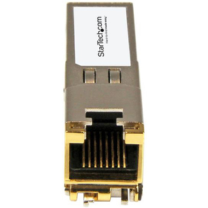 StarTech.com Citrix SFP-TX kompatibles SFP+ Kupfer Modul - 10/100/1000Base-TX - für Datenvernetzung - Verdrilltes Doppelka