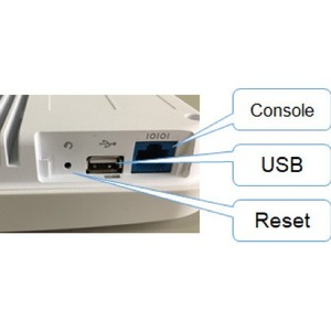 Arista Networks C-250 802.11ax 4.80 Gbit/s Wireless Access Point - 5 GHz, 2.40 GHz - MIMO Technology - 2 x Network (RJ-45)