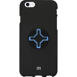 Coque MOBILIS U.FIX - pour Apple iPhone 8, iPhone 7, iPhone 6, iPhone 6s Smartphone - Noir - Résistant aux impacts, Résist