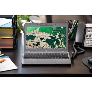 "CTL NL71 11.6"" Chromebook - 1366 x 768 - Intel Celeron N4020 Dual-core (2 Core) 2.80 GHz - 4 GB RAM - 32 GB Flash Memory -"