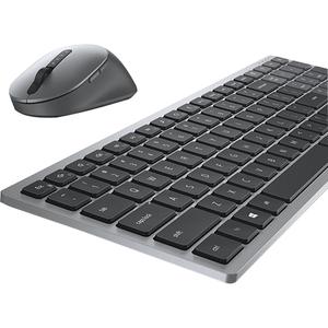 Dell KM7120W Keyboard & Mouse - Wireless - English (UK) Wireless