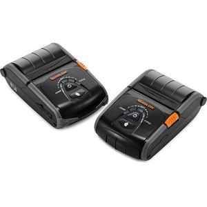 Imprimante thermique direct Bixolon SPP-R200III - Imprimante Étiquette/Reçu - Monochrome - Portable - 203 dpi - 100 mm/s Mono