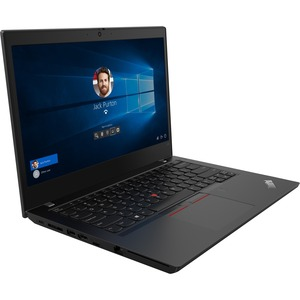 "Lenovo ThinkPad L14 Gen1 20U5000WUS 14"" Notebook - Full HD - 1920 x 1080 - AMD Ryzen 5 4650U Hexa-core (6 Core) 2.10 GHz -"
